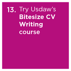 Bitesize CV Writing Course