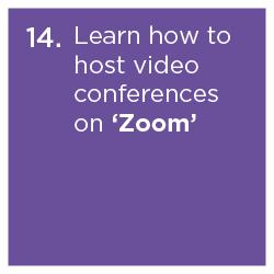 Zoom Video Conferences