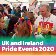 Pride events 2020