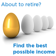 About to retire?