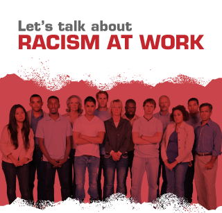 Racism at work