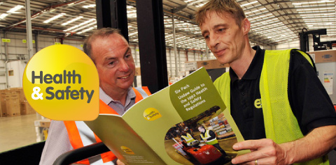 Unions Raise Standards For All Workers >> USDAW - Health and Safety